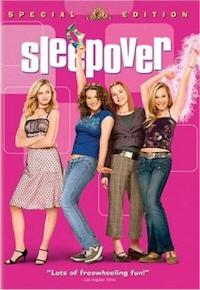 sleepover dvd cover