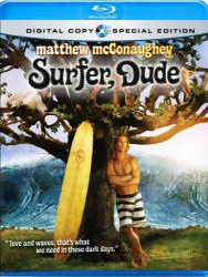 Surfer, Dude Blu-Ray cover art