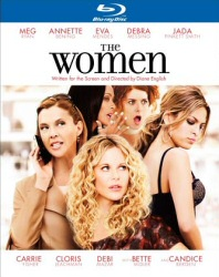 The Women Blu-Ray cover art