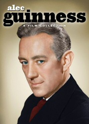 Alec Guinness 5-Film Collection DVD cover art