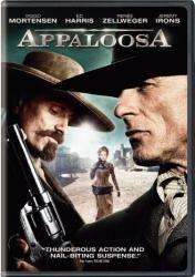 Appaloosa DVD cover art