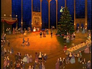 Christmas at Beast's Castle
