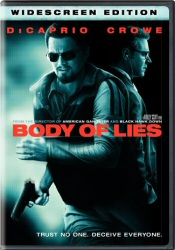 Body of Lies DVD cover art