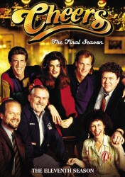 Cheers: The Final Season DVD cover art