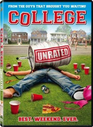 College DVD cover art