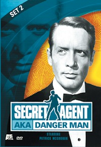 danger man set 2 dvd cover