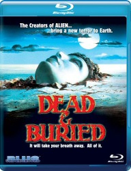 Dead and Buried Blu-Ray cover art