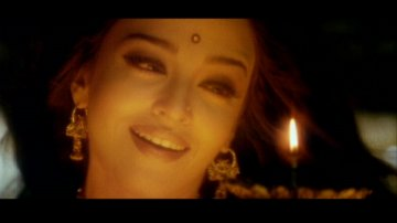 Aishwarya Rai as Paro from Devdas