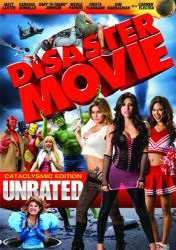 Disaster Movie DVD cover art