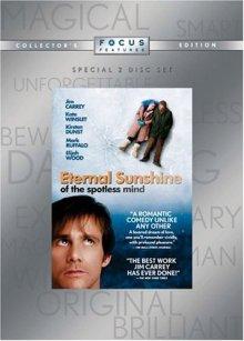 Eternal Sunshine of the Spotless Mind DVD cover art