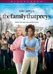 The Family That Preys DVD cover art