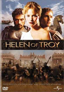 Helen of Troy DVD cover ar