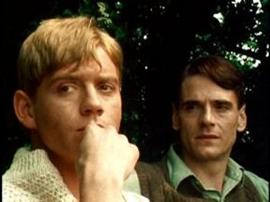 Jeremy Irons as Charles Ryder