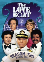 The Love Boat: Season Two, Vol. 1 DVD cover art