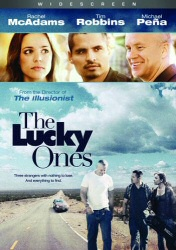 Lucky Ones DVD cover art