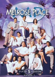 Melrose Place: The Fifth Season, Vol. 1 DVD cover art