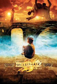 Mirrormask movie poster art
