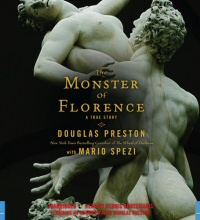 The Monster of Florence audiobook cover art