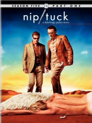 Nip/Tuck Season Five, Part One DVD cover art