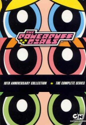 The Powerpuff Girls 10th Anniversary Collection: The Complete Series