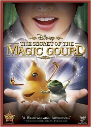 Secret of the Magic Gourd DVD cover art