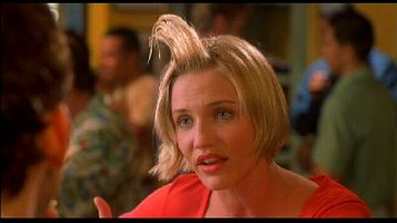 Cameron Diaz from There's Something About Mary