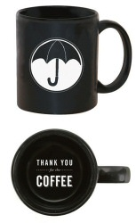 Umbrella Academy coffee mug