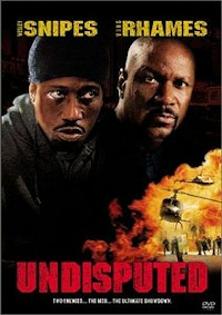 undisputed dvd cover
