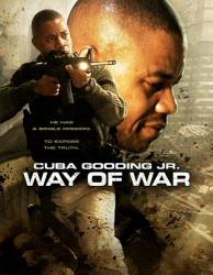 Way of War DVD cover art