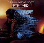 Alan Parsons Project: Pyramid CD cover art