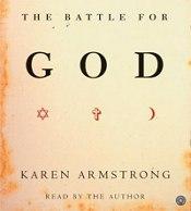 Battle for God audiobook cover art