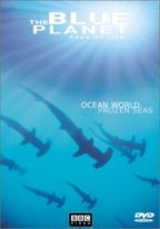 Blue Planet: Ocean World and Frozen Seas DVD cover art