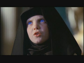 Laura Burton is Alia from Dune (2000)