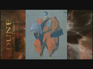 Baron Harkonnen concept art from Dune (2000)