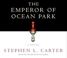emperor of ocean park audiobook cover