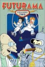 Futurama, Vol. 2 DVD cover art