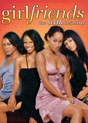 Girlfriends: The Sixth Season DVD cover art