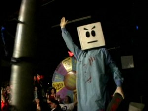 Dr. Cube from Kaiju Big Battel
