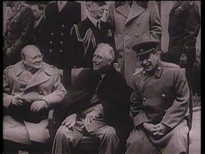 Last Days of World War II Allies