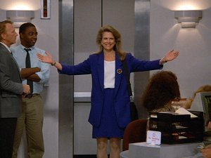 Candice Bergen in Murphy Brown: The Complete First Season