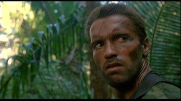 Arnold Schwarzenegger from Predator