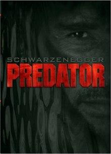 Predator DVD cover art