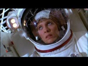 Kate Capshaw in Space Camp