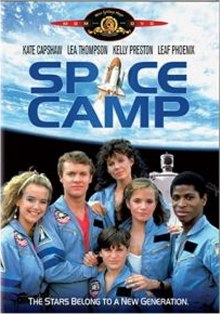 Space Camp DVD cover art