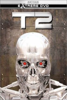 Terminator 2: Judgment Day Extreme DVD cover art