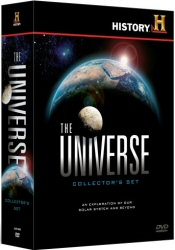 The Universe Collector's Set DVD cover art