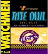 Watchmen: Nite Owl Coffee