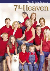 7th Heaven: The Eighth Season DVD cover art