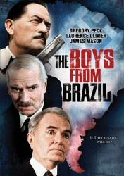 The Boys From Brazil DVD cover art