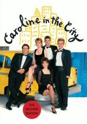 Caroline in the City: The Second Season DVD cover art